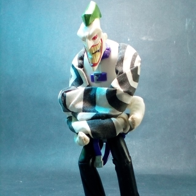 The Joker From The Batman Straight Jacket Toys Games Other Toys
