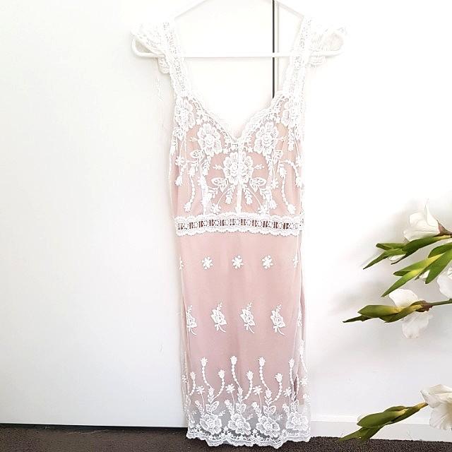 🎯Tigermist Dress