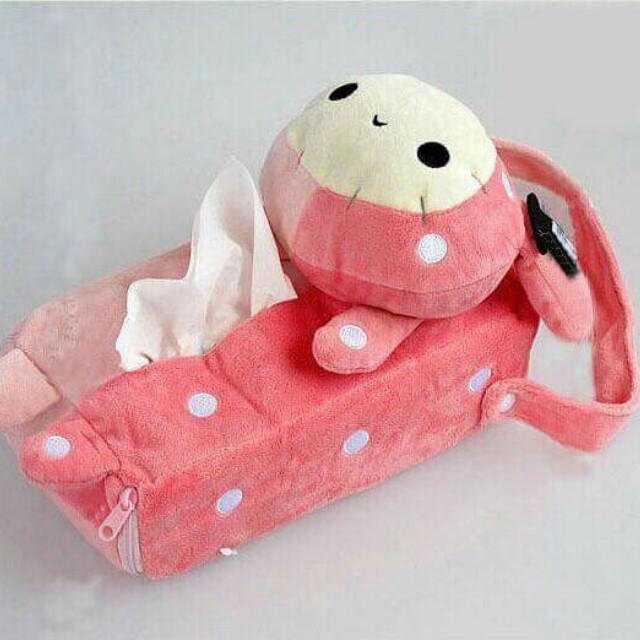 Tissue Car Holder