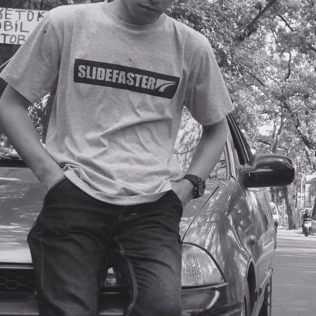 T-shirt slidefaster