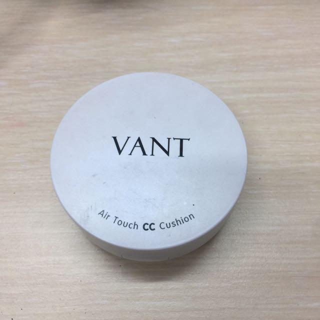 Vant 36.5氣墊粉餅(白盒)
