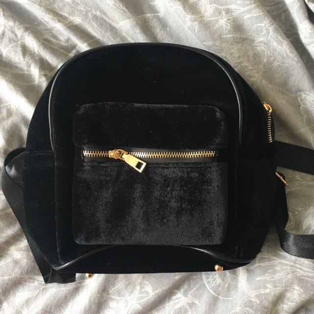 Velvet Backpack BRAND NEW