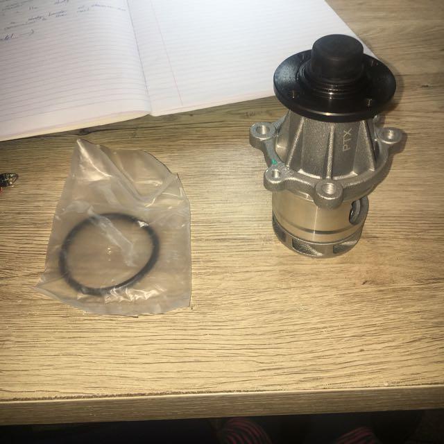Water Pump.  Fits E30 PTX