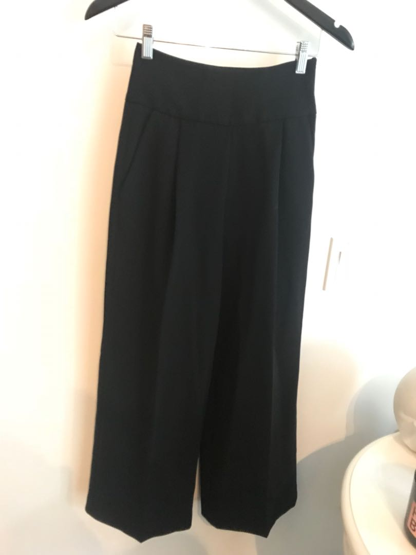 Wilfred Wide Leg Dress Pant