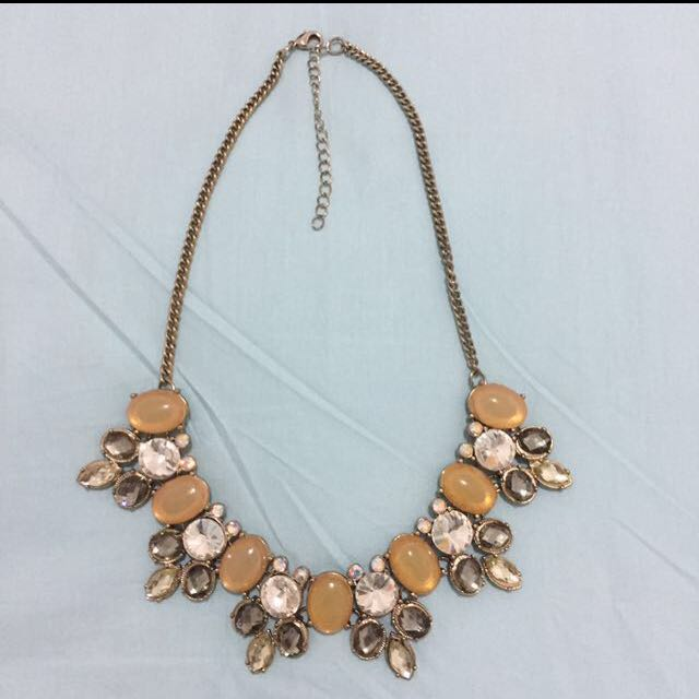 Yelow Stones Necklace SALE ! frm 70