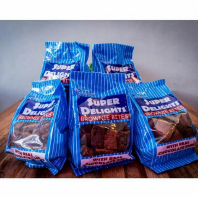 Yummy Super Delights Brownies