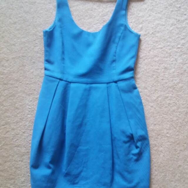 Zara trf dress sz medium