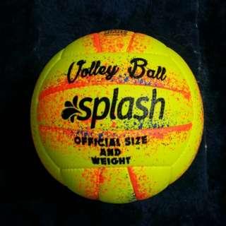 New Volleyball!新款Splash排球!