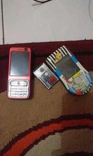 Nokia n73 dan nokia 6630