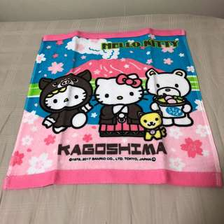 Hello Kitty Towel