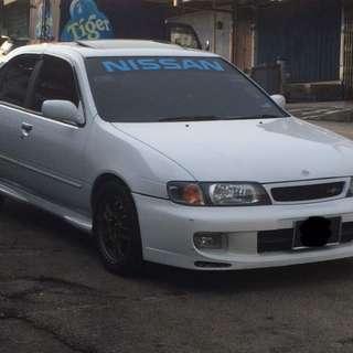 Nissan sentra b14 n15