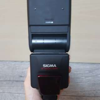 Sigma EF-610 DG Super for Canon