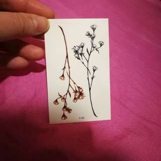 Tiny Tattoo Sticker (5)