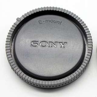 包郵 全新 Sony NEX系列 相機 副廠鏡頭後蓋 A9 A6500 A5100 A5000 A6300 A6000 NEX 6 7 5R 5T 3N F3