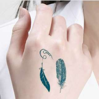 Tiny Tattoo Sticker (6)