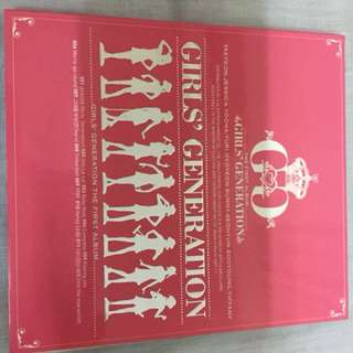 Girl generation album (Korea ver)