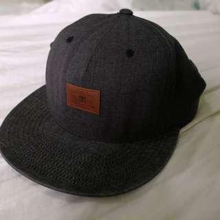 DC classic Yupoong snapback cap