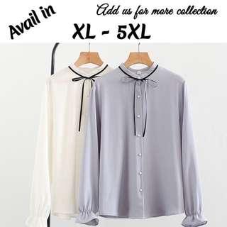 plus size blouse jacket
