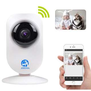 JOOAN 720P IP Camera Day/Night Wireless Video Monitoring