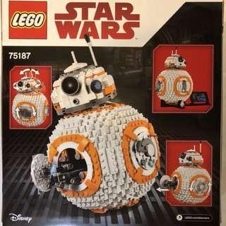 Lego BB-8 - Star Wars - 75187