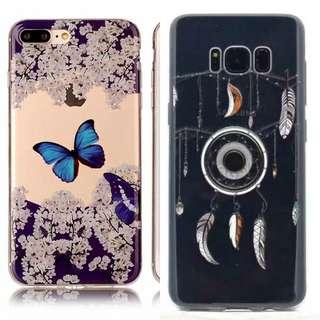 【全店手機殼$20】三星S8+ 全包手機軟殼