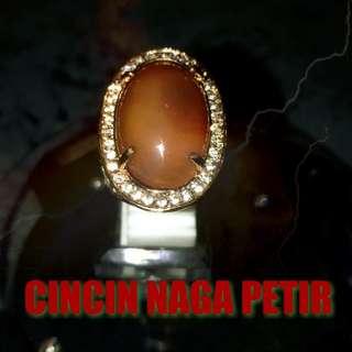 CINCIN NAGA PETIR (BERKHODAM)