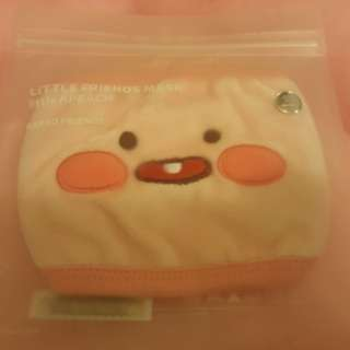Kakaotalk peach mask