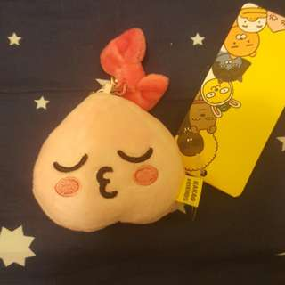 Kakaotalk Peach key ring