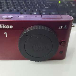 Nikon 1 J2 (body only) - price mark down