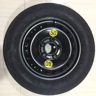 Continental Spare Tyre