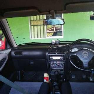 Nissan sentra b13 sr20ve