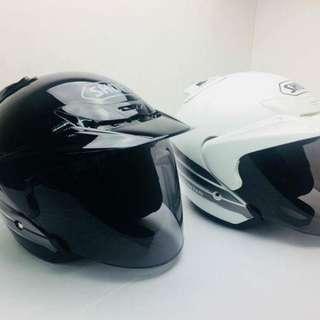 Helmet Shoei Jf2 Honda