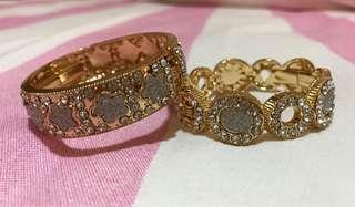 bangle (gelang) gold premium
