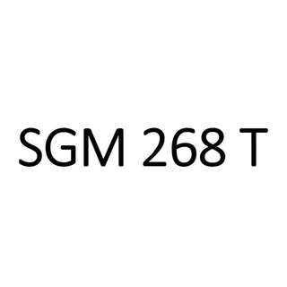 Car Number Plate SGM 268 T $2680 NEG