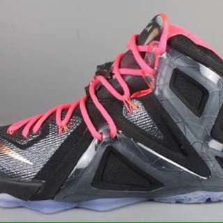 Lebron 12 Elite Rose Gold