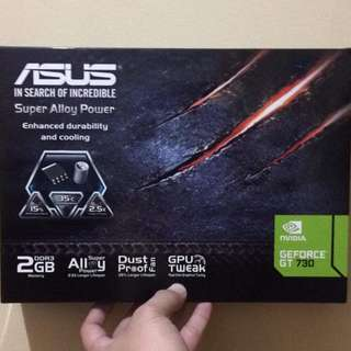 Video Card  ASUS GT730 DDR3 2GB