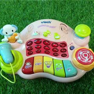 Vtech musical DJ piano