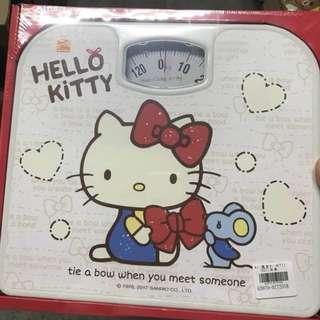 🚚 Hello kitty 體重機💢正貨