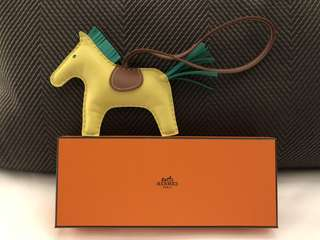 Hermes Rodeo MM size (Lime)
