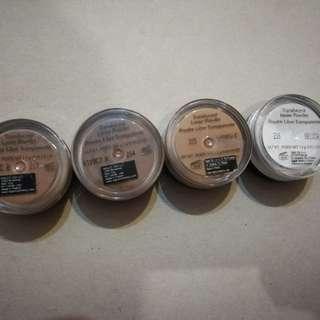 INGLOT translucent loose powder