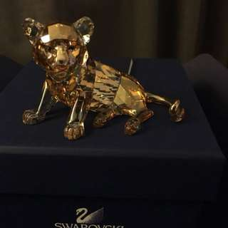 Swarovski Tiger Cub Annual Edition 2010