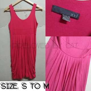 Pink Bubble Dress