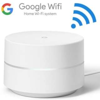 Home Wi-Fi System; simply solved in 3-packs.