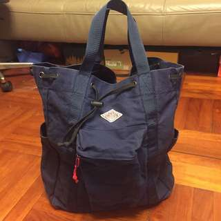 Danton 2way Tote Backpack Navy