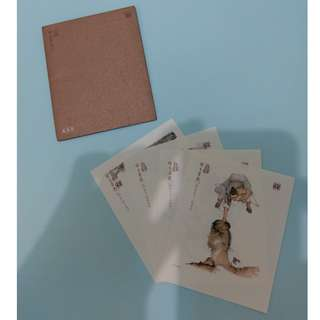 超絕版品 金庸 2004世紀新修版 首刷限定藏書票 - 倚天屠龍記