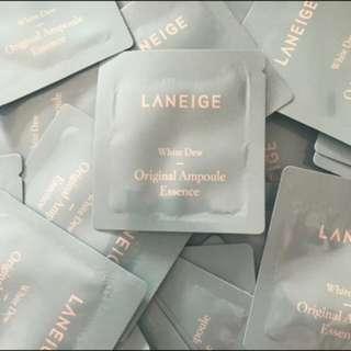 laneige white dew original ampoule essence