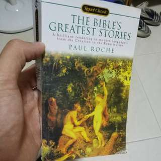 The Bibles greatest stories new