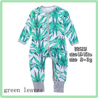 LONG SLEEVE CLOTHING JUMPSUIT (INSPIRED BONDS)