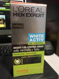 Oil Control Sebum