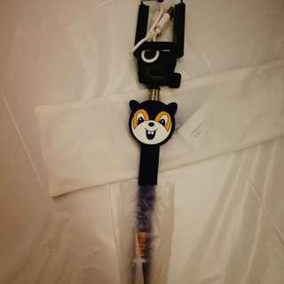 SG50 Bag, POSB Selfie Stick